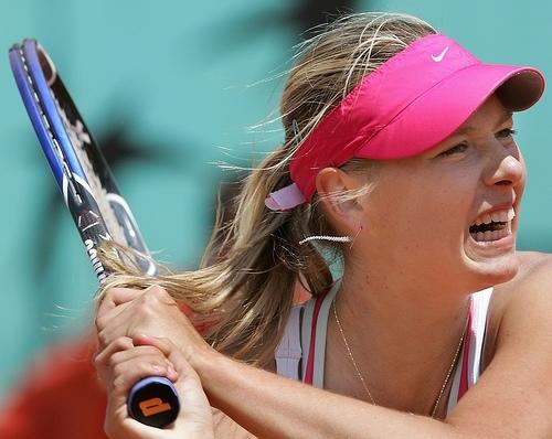 Niente Us Open per Maria Sharapova. Problemi alla spalla per la tennista russa