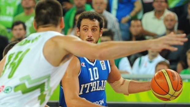 La Slovenia impone il primo stop all'Italia. Non basta Gentile per evitare la sconfitta