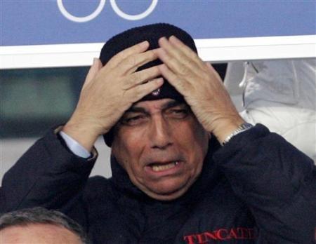 Il Milan farà ricorso contro la punizione per Galliani no alla partita a porte chiuse