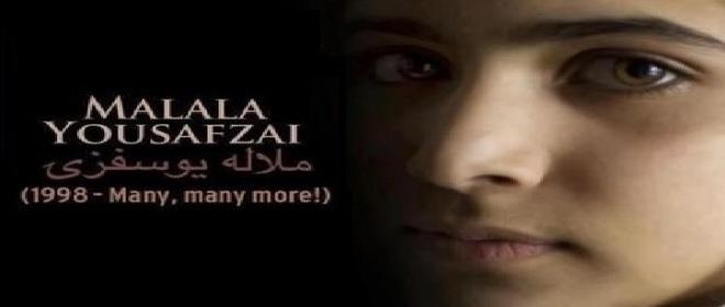 Io sono Malala e non ho paura di nessuno