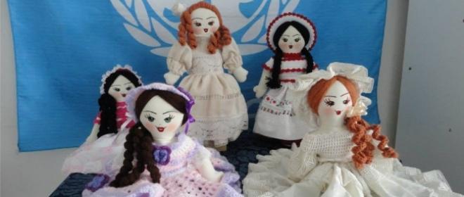 Pigotta: la bambola che aiuta a salvare la vita di milioni di bambini nel mondo