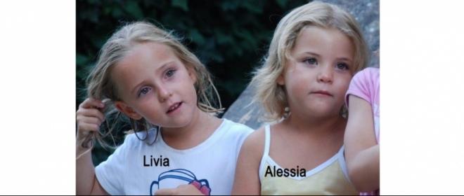 Alessia e Livia devono tornare a casa!
