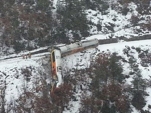 Incidente ferroviario nel Sud della Francia due vittime e otto passeggeri feriti
