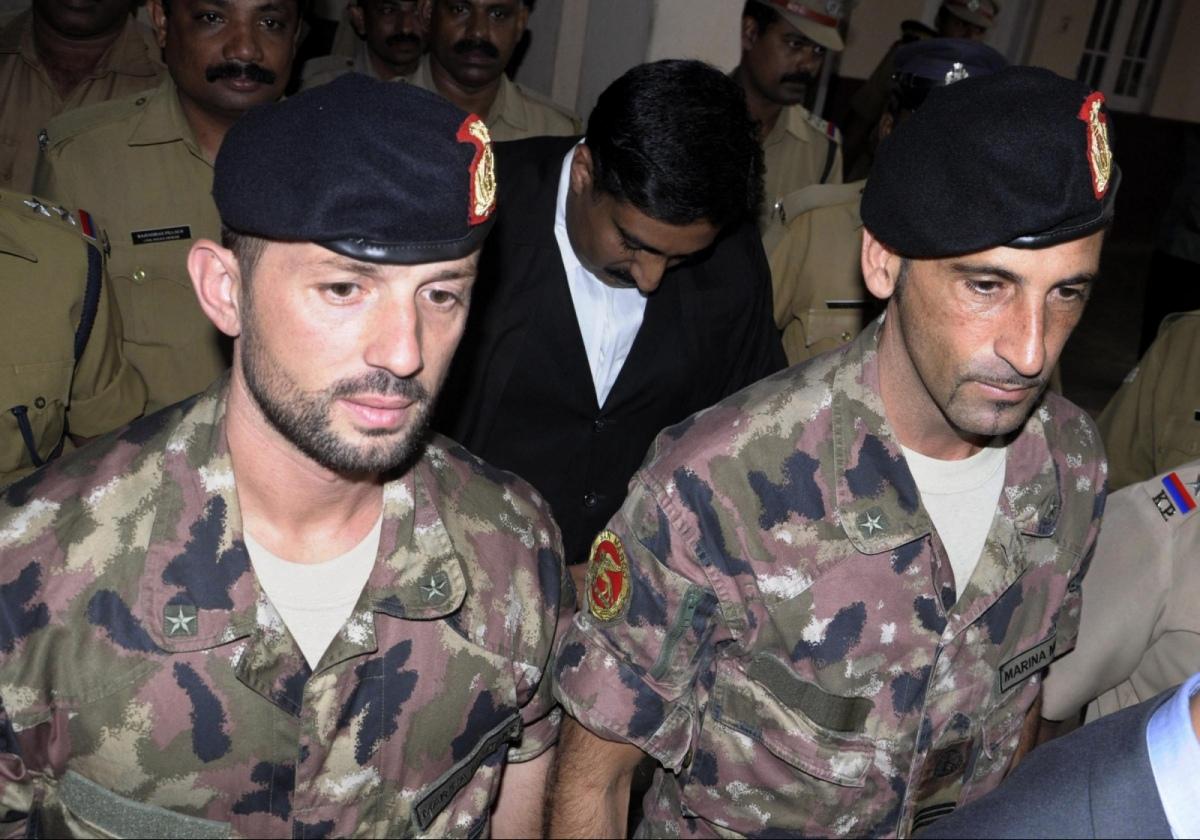 Processo ai marò in India, rinvio l'Italia non presenterà i militari in tribunale