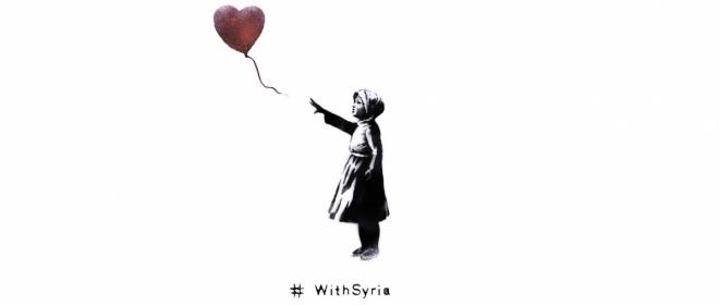 #WithSyria: terzo anniversario della crisi in Siria