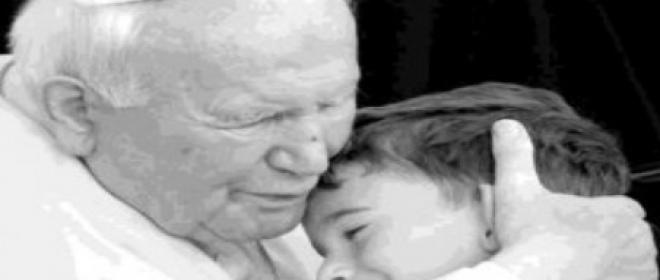 Omaggio di un Astrofilo a Giovanni Paolo II