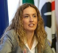 Claudia Lombardo, vent'anni in Regione ora, a 41 anni, va in pensione