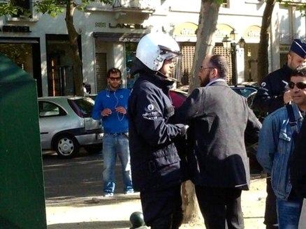 Attentato forse antisemita a Bruxelles. è stato fermato un uomo, ora interrogato