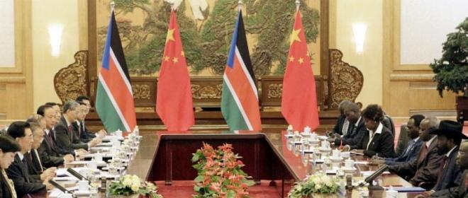 Sud Sudan. Laboratorio della politica estera cinese