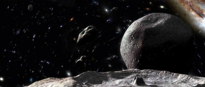 Comete e Meteoriti: la vita viene dallo spazio?