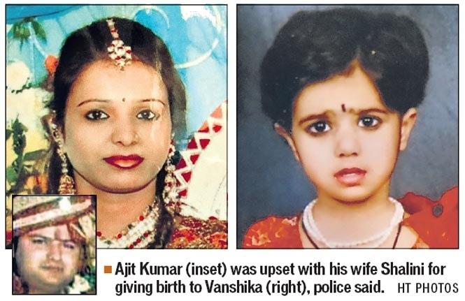 India, il giudice non gli concede il divorzio. Lui uccide moglie e figlia di tre anni