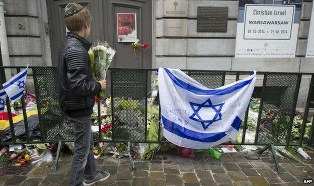 Per la strage al museo ebraico di Bruxelles. è stato fermato un uomo a Marsiglia