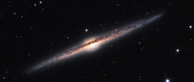 Trasformata in musica la voce delle Galassie: una giovane scienziata interpreta i suoni delle Galassie e compone musica rivelando il canto d'amore dell'Universo