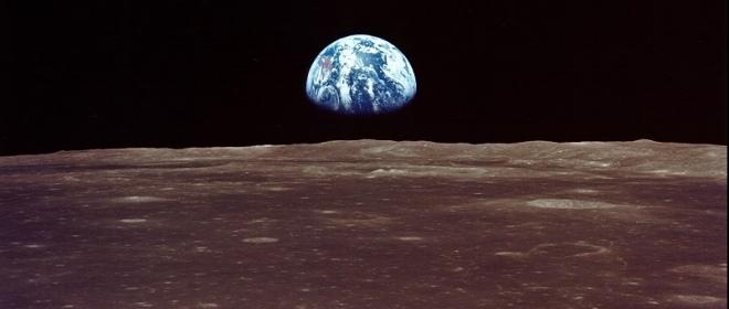 La Luna: caratteri geomorfologici