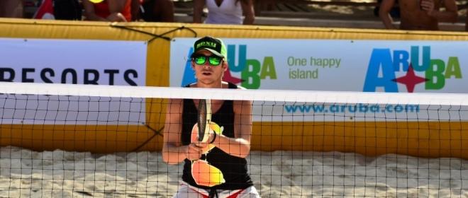Al via ad Aruba il più importante torneo di beach tennis internazionale