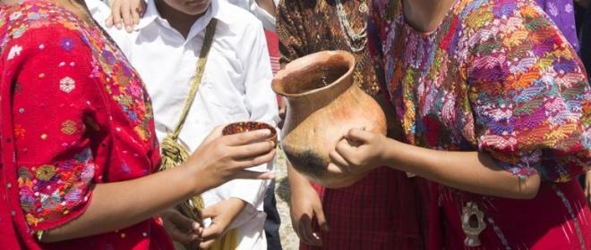 Significato del cibo nei rituali di ospitalità