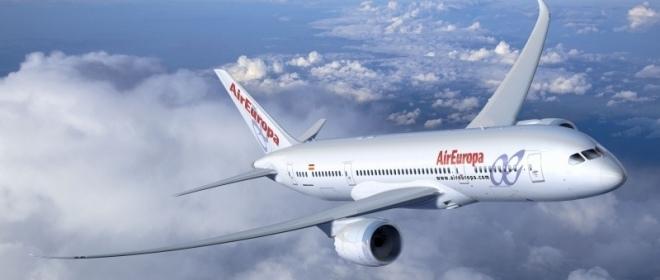 Nel 2016 Air Europa consoliderà la sua espansione in America Latina
