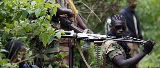Burundi. Operazioni di sterminio all'estero