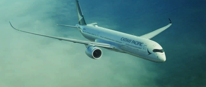 CATHAY PACIFIC PROPONE TARIFFE SPECIALI CON IMBARCO IMMEDIATO