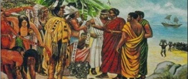 Quando gli africani portarono la civiltà in America prima di Colombo