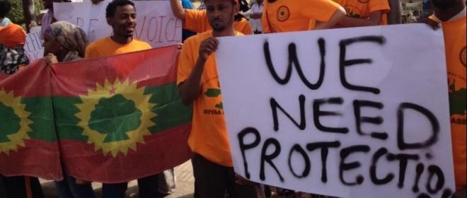 Egitto. UNHCR rifiuta di assistere I rifugiati politici Oromo