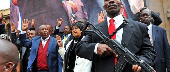 Sudafrica. Il 2017 sarà un anno rivoluzionario, promette il marxista Malema