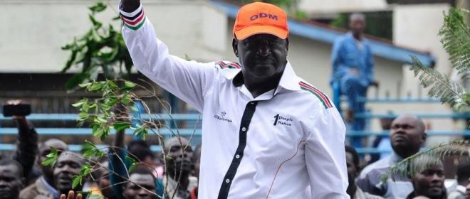 Kenya, non si può morire per Odinga