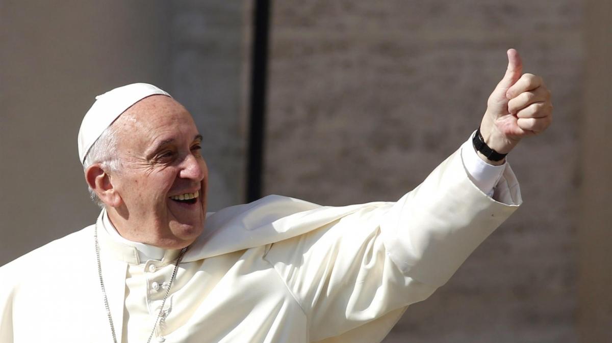 Siate santi! L'esortazione di papa Francesco