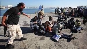 Cosa può succedere ai profughi in Libia