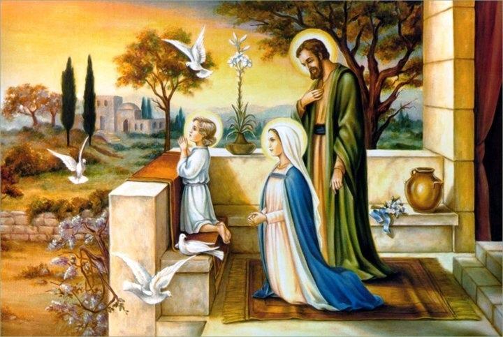 Festa della Santa Famiglia di Nazareth