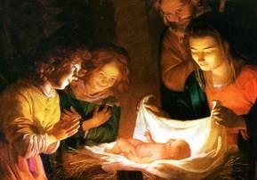 Tempo di Natale, ineffabile gioia