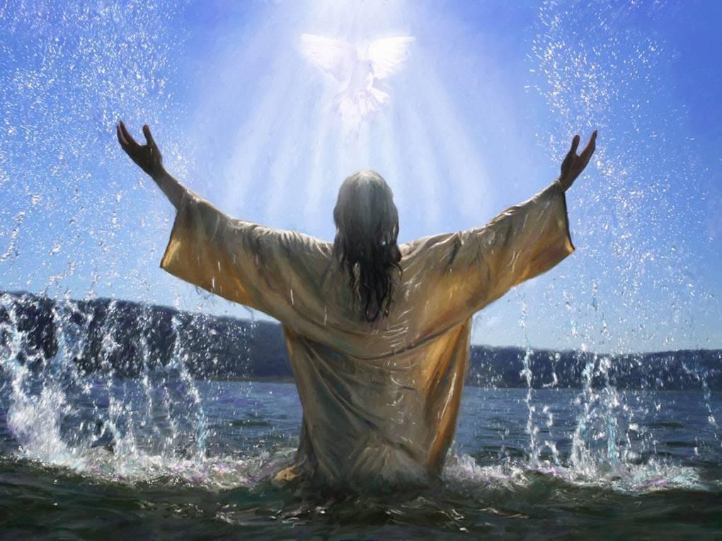 Tredici gennaio: Battesimo di Gesù