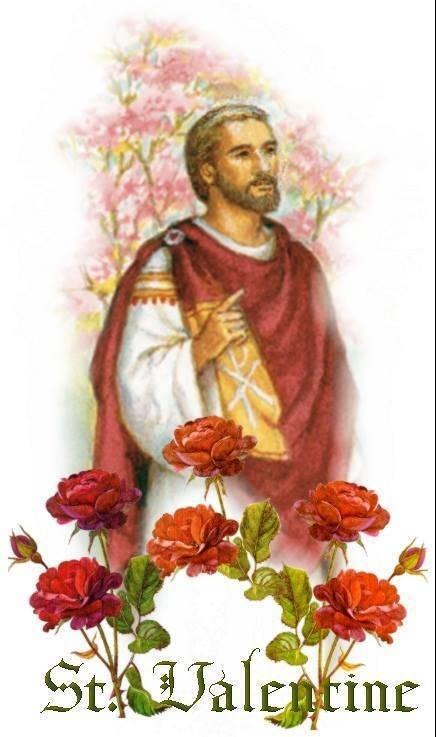 Il vero san Valentino, martire cristiano