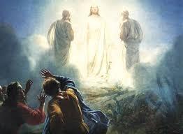 La trasfigurazione di Gesù sul Tabor