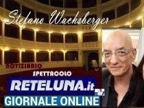 Il «notiziario dello spettacolo. - curato da Stefano Wachsberger»