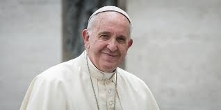 Amore in versi per papa Francesco