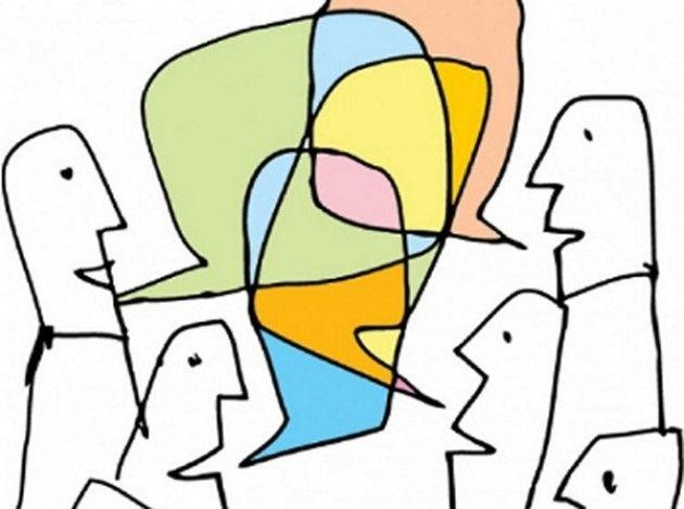 «La comunicazione linguistica é relazione viva e creatrice...»