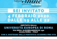 L'evento -Night to shine- a Roma prima volta che Night to Shine ha luogo in Italia
