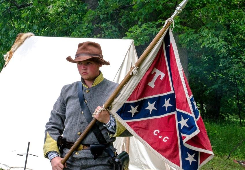 Confederazione: una storia poco conosciuta. Le vicende degli Stati Uniti d'America
