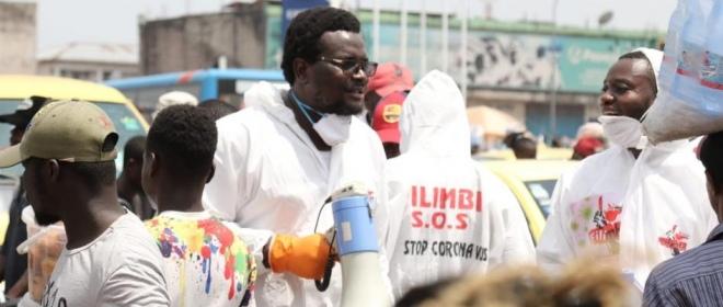 Kinshasa, dove le rivolte possono fare più morti del Coronavirus
