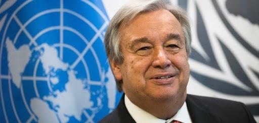 Guterres chiede ai paesi in guerra di tutto il mondo un cessate il fuoco immediato