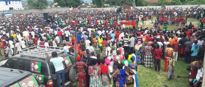 Burundi. Covid-19, violence électorale et risque de guerre civile