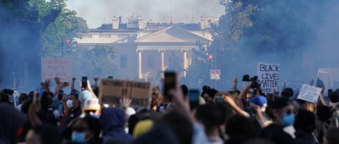 Stati Uniti. Donald Trump esige una risposta militare alle proteste popolari