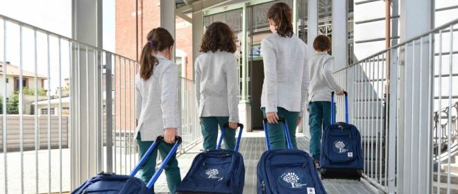 DAL 7 SETTEMBRE RIENTRO A SCUOLA PER GLI ALUNNI DELL'OLONA INTERNATIONAL SCHOOL