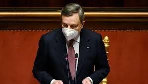 """Draghi e la """"parità di genere"""""""