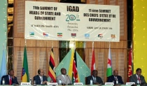 L'Igad, Inter-governmental Authority on Development